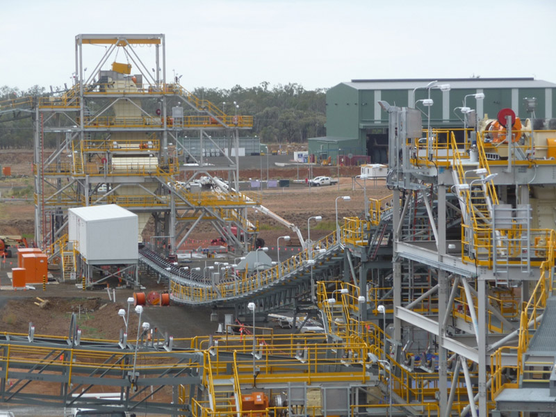 Clermont Mine - Sun Engineering Australia