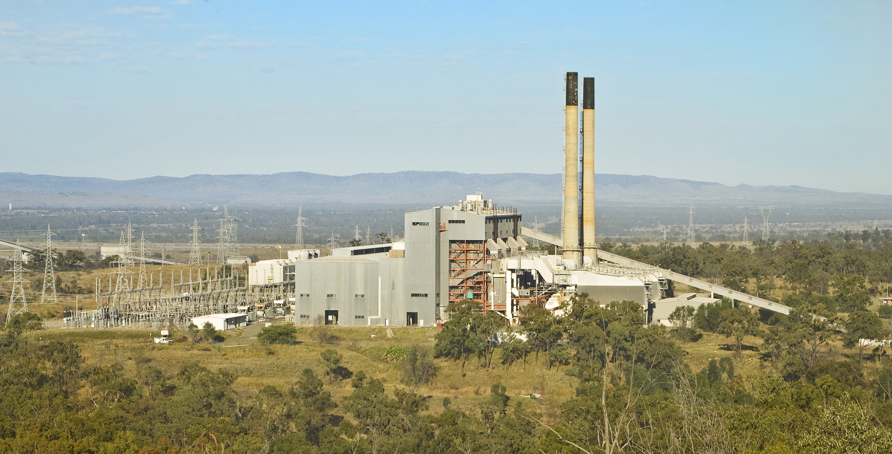 Swanbank Power Station - Sun Engineering Australia