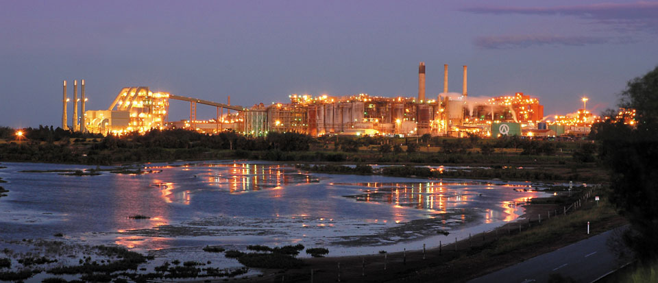 Boyne Island Smelter - Sun Engineering Australia