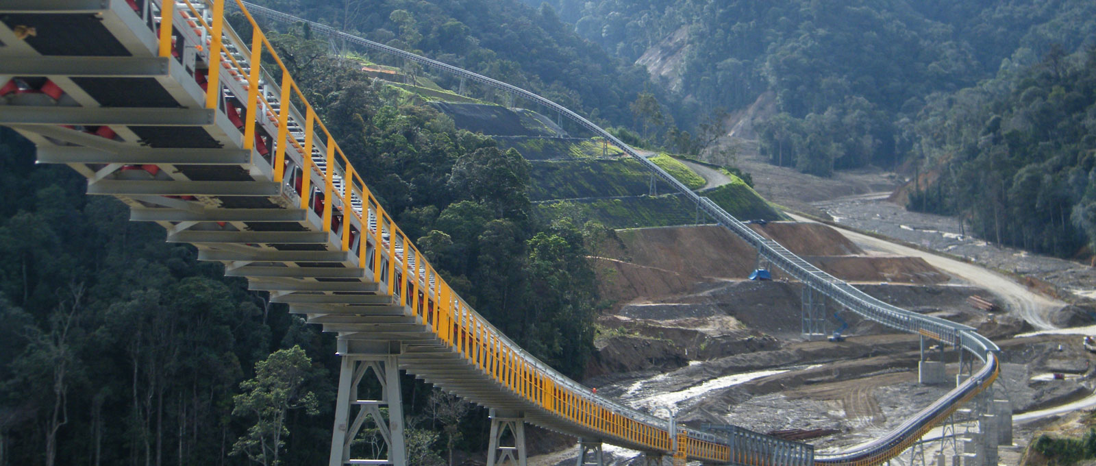 Mining and Conveying Fabrication and Construction - Sun Engineering Australia