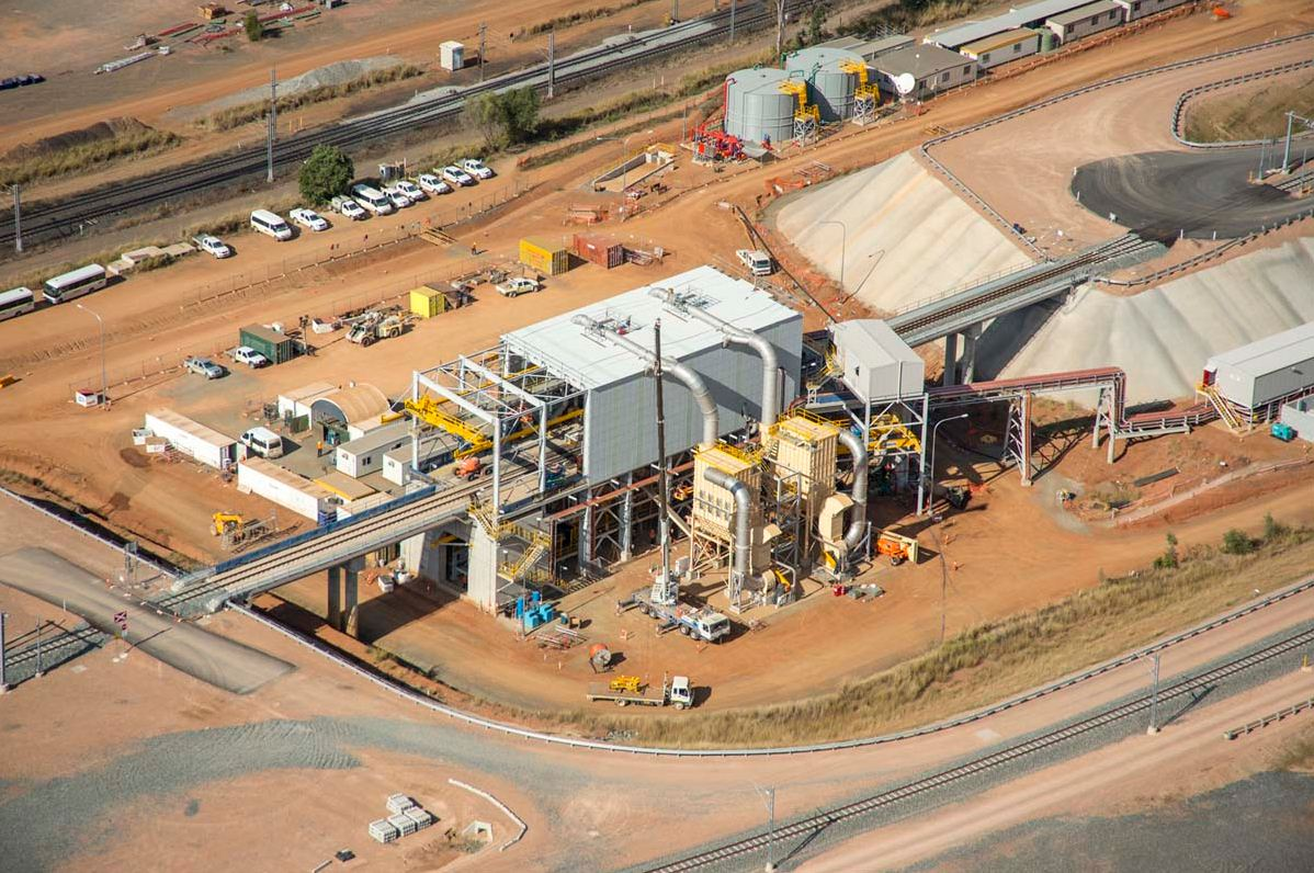 Wiggins Island Sun Engineering Australia Steel