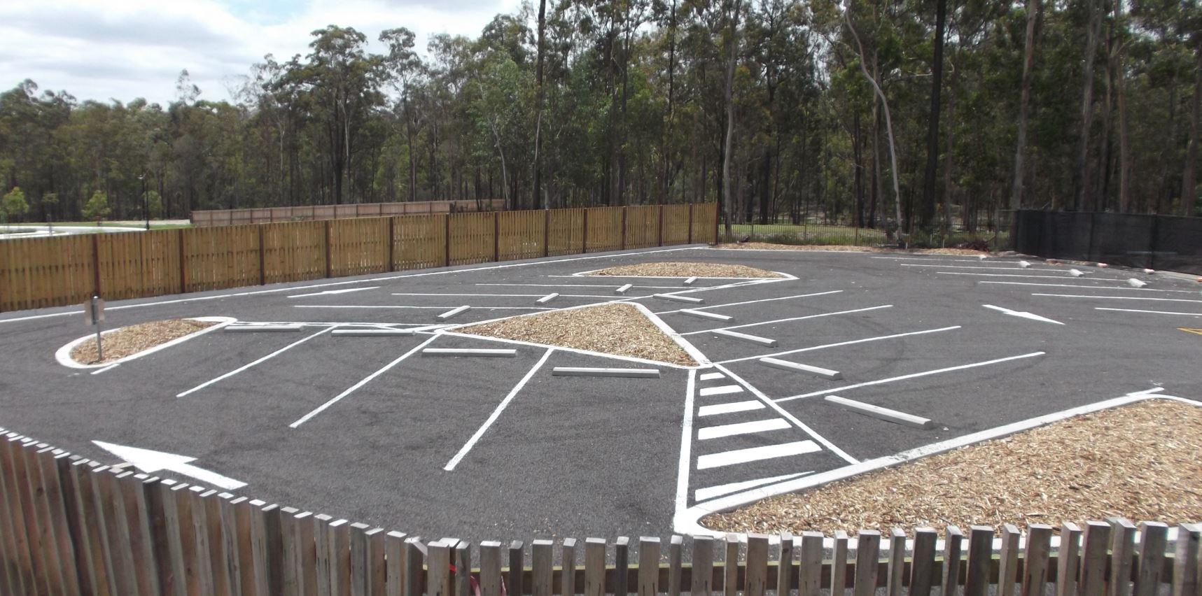 Brookwater Display Village Car Park - Sun Engineering