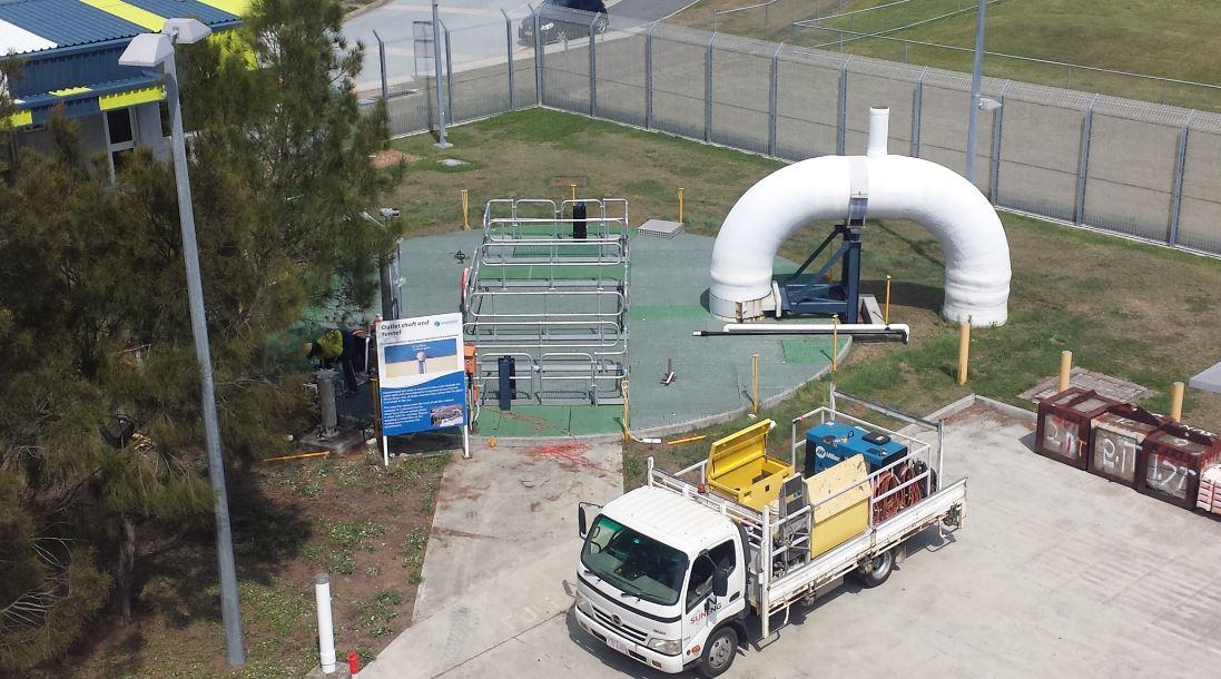 Gold Coast Water Pipe Shaft Cover Sun Engineering Australia